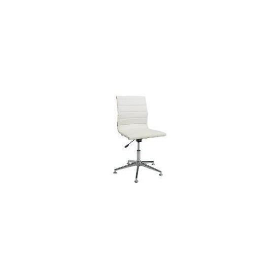 Hannah Home Office Chair, White