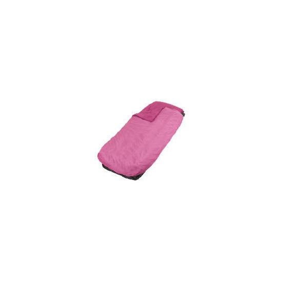 Pink Angels single air bed