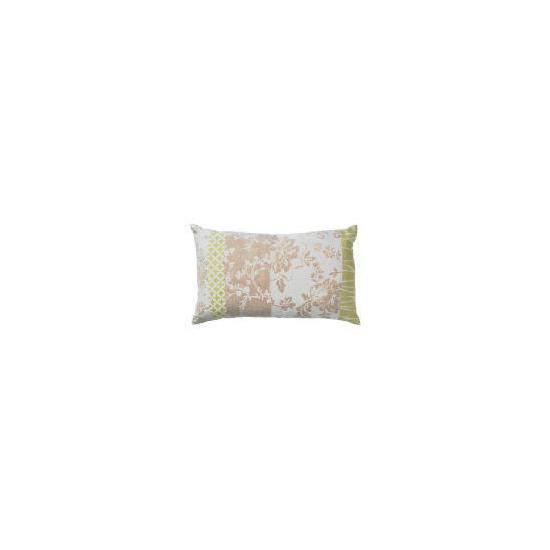 Tesco Floral Oblong Cushion, Maisie
