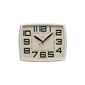 Photo of Acctim Daphne Retro Wall Clock Clock