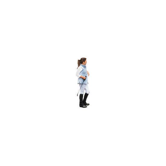 Blue Riding Waistcoat Size 8