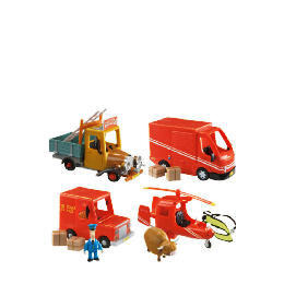 Postman Pat Push Along Sds Helicopter & Access Reviews