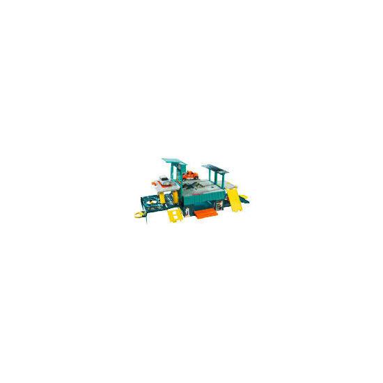 Matchbox Pop-Up Rescue Playset Asst