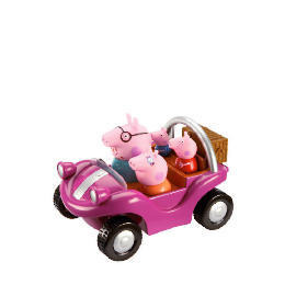 Peppa Pig Push & Go Beach Buggy Reviews
