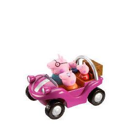 Peppa Pig Push & Go Beach Buggy Reviews