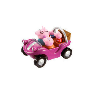 Photo of Peppa Pig Push & Go Beach Buggy Toy