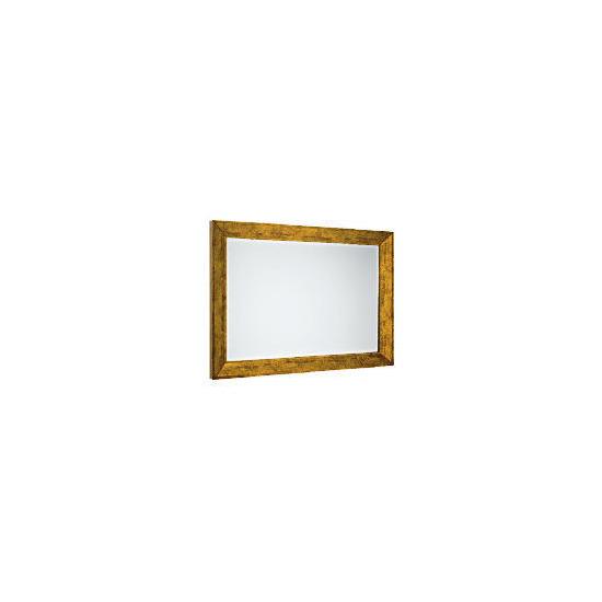 Trentino Gold Mirror 76x50cm
