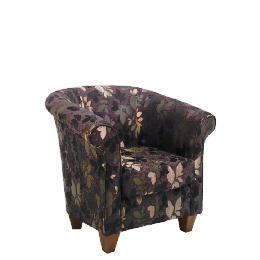 Pimlico Occasional Chair, Leaf Chocolate Reviews