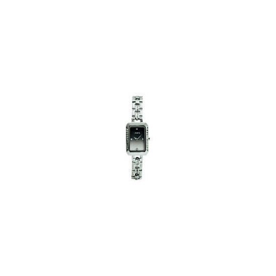 Lorus Ladies Black Fade Bracelet Watch