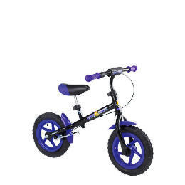 Blue & black Boys Balance Bike Reviews