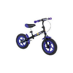 Photo of Blue & Black Boys Balance Bike Bicycle