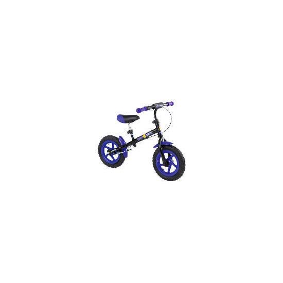Blue & black Boys Balance Bike
