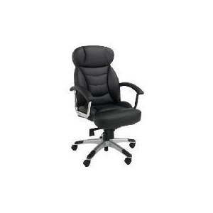 Photo of Memphis Home Office Chair, Black Office Furniture