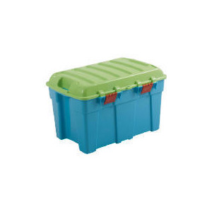 Photo of Storage Solutions 48L Treasure Chest Crate Household Storage