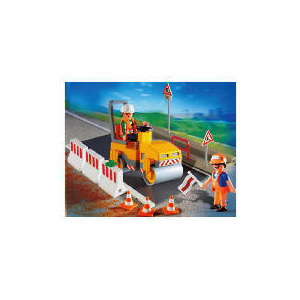 Photo of Playmobil Road Roller Toy