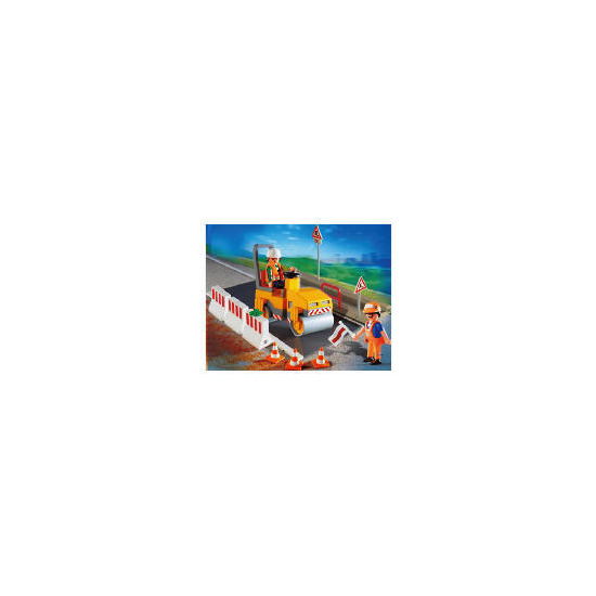 Playmobil Road Roller