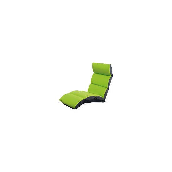 Crashpad - Black & Lime