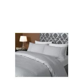 HOTEL 5* Squares Duvet set Double, Grey Reviews
