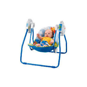 Photo of Fisher-Price Friendly FIRSTs Take Along Swing Baby Product