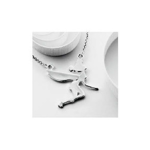 Photo of Disney Tinkerbell Silhouette Necklace Jewellery Woman