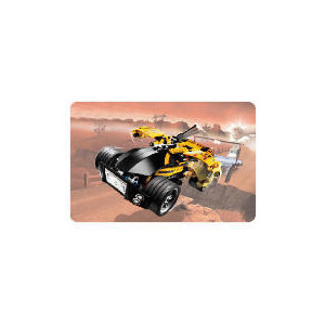 Photo of Lego Racers Wing Jumper 8166 Toy