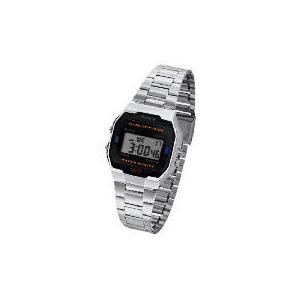 Photo of Casio Silver Retro Digital Watch Watches Man