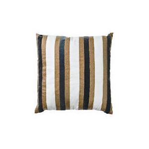 Photo of Tesco Velvet Stripe Cushion, Ellis Cushions and Throw
