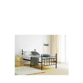 Lincoln Sgl Bed Frame, Black Reviews
