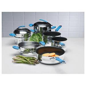 Photo of Aldo Zilli 5 Piece Pan Set Cookware