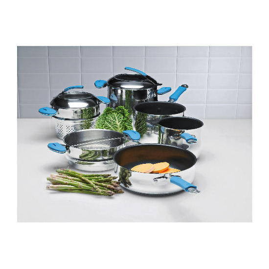 Aldo Zilli 5 piece pan set