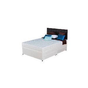 Photo of Silentnight Miracoil 3-Zone Montana 4FT 4 Drawer Divan Set Bedding