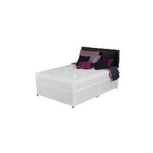 Photo of Silentnight Miracoil 3-Zone Supreme Memphis King Non Storage Divan Set Bedding