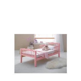 Saplings Junior Bed  (Pink) Reviews