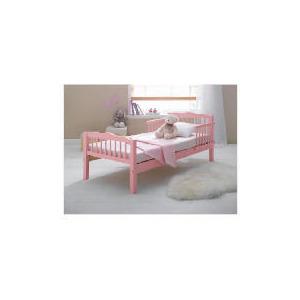 Photo of Saplings Junior Bed  (Pink) Bedding