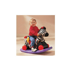 Photo of Little Tikes Zebra Soft Rocker Toy