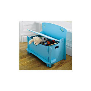 Photo of Space Age Toybox Bench Toy
