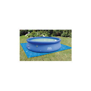 Photo of 8FT Square Ground Cloth For Pool Toy