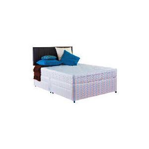 Photo of Layezee Value Ortho Double 4 Drawer Divan Set Bedding