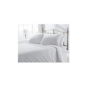 Photo of Finest Enchanted Broaderie Anglaise Duvet, Double Bed Linen