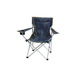 Photo of Tesco Extra Large Folding Armchair Camping and Travel