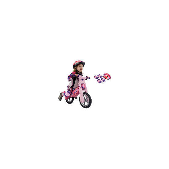 Feber Speed Bike Girl With Accessories