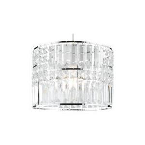 Photo of Tesco Glass Beaded Drum Pendant Lighting