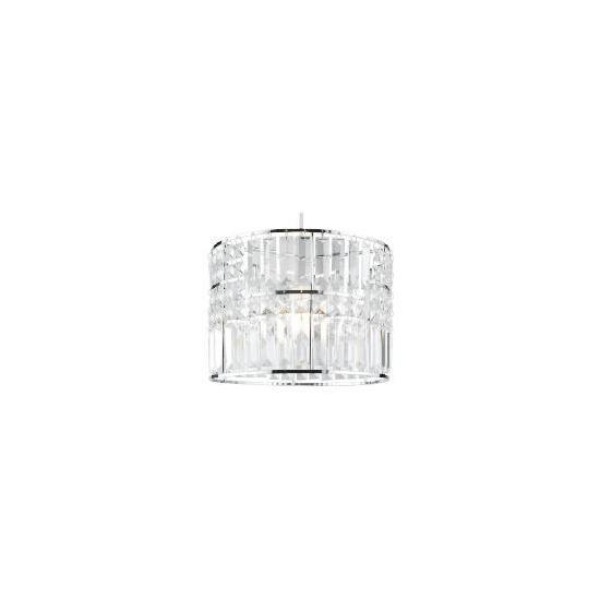 Tesco Glass Beaded Drum Pendant