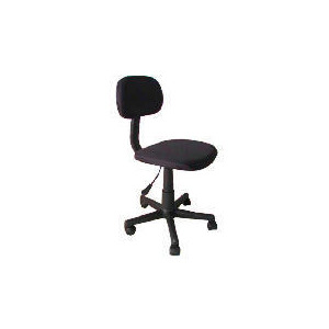 Photo of Tesco Value Home Office Chair, Black Office Furniture