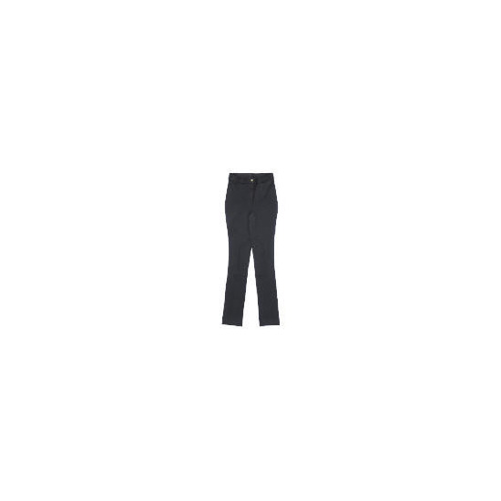 Harry Hall Ladies Atlanta Black Jodhpurs 28