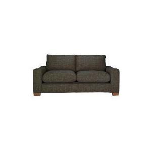 Photo of Finest Dakota Linen Sofa - Chocolate Furniture