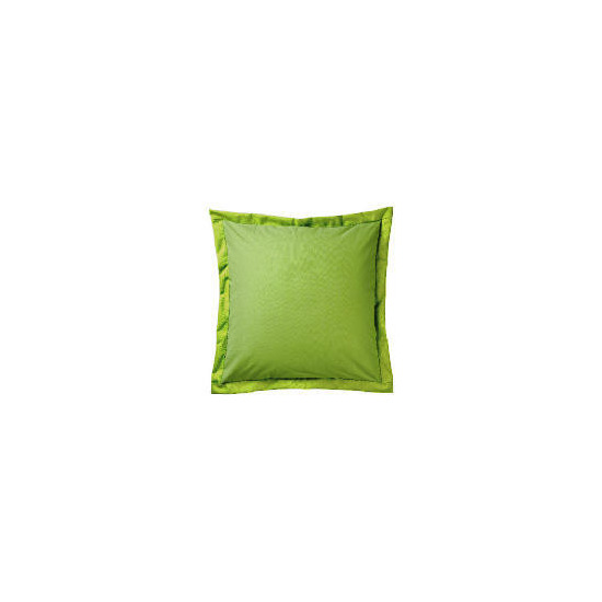 Tesco Outdoor Large Cushion Green 68x68cm