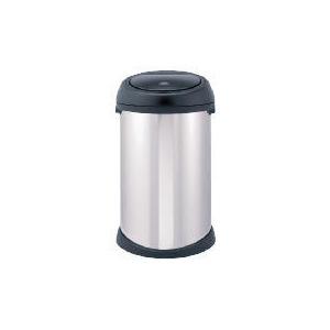 Photo of Touch Bin® 50 Litre Brilliant Steel Bin