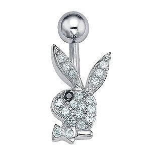Photo of Playboy Belly Bar Jewellery Woman