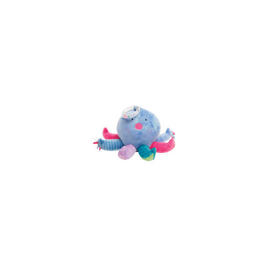 Tesco Chubbie Chums Activity Octopus